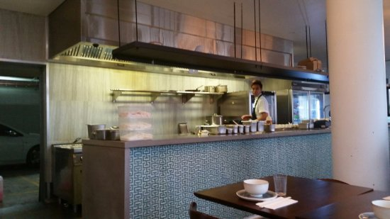 Wolli Creek, Australia: Open kitchen