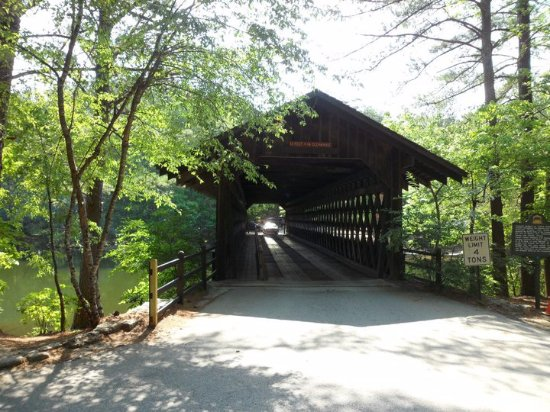 Stone Mountain Covered Bridge