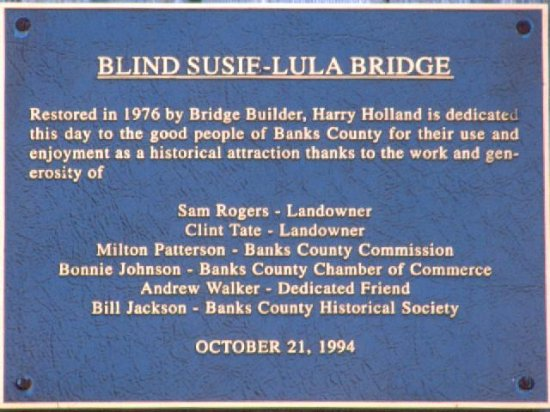 Lula Covered Bridge