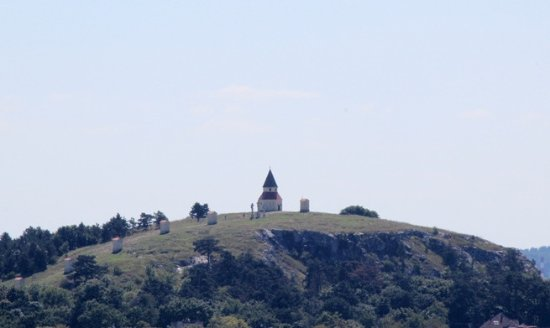 Nitra, Slovakiet: La collina