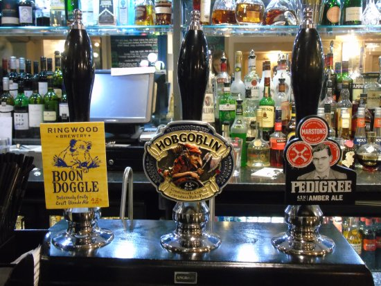 Draycott in the Clay, UK: Guest Ale- Boon Doggle