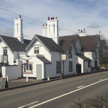 Draycott in the Clay, UK: The Boars Head Hotel