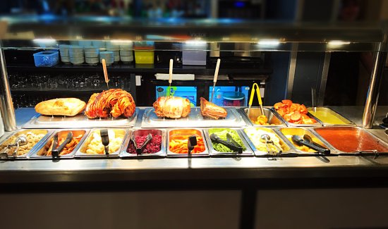Draycott in the Clay, UK: Carvery