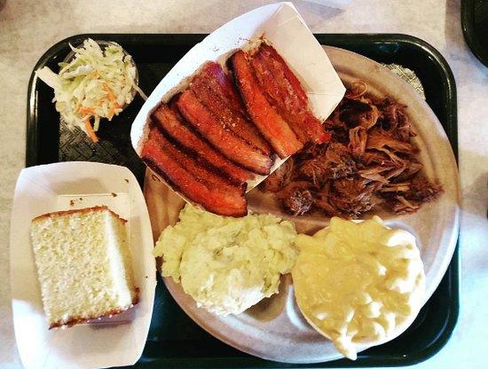 The Barbeque Exchange: Pork Belly & Pulled Pork
