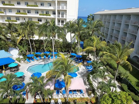 Comfort Suites Seven Mile Beach: Beautiful view!!