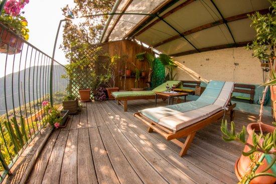 Terrazza solarium - Picture of BB La Casa degli Eucalipti, Sanremo ...