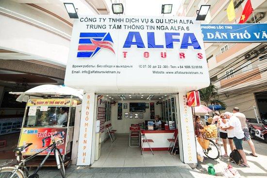 Alfa Tours