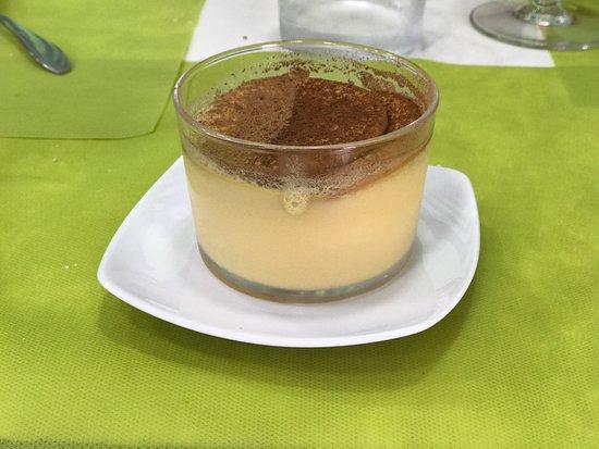 Moya, İspanya: El menú de hoy: