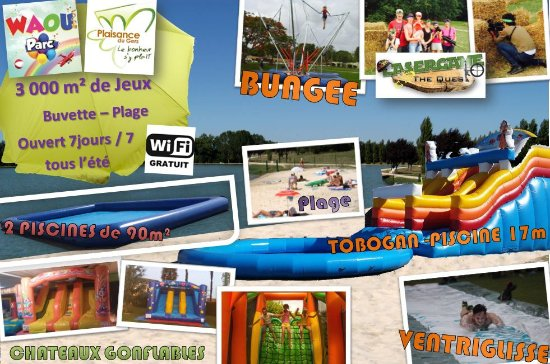 Gers Base Loisirs Plaisance Camping gers arros