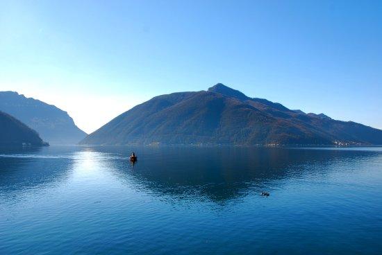 Ticino, Suiza: Monte San Giorgio e Lago