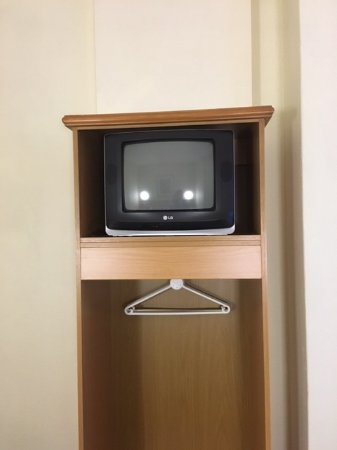 Germiston, Sydafrika: Very small tv