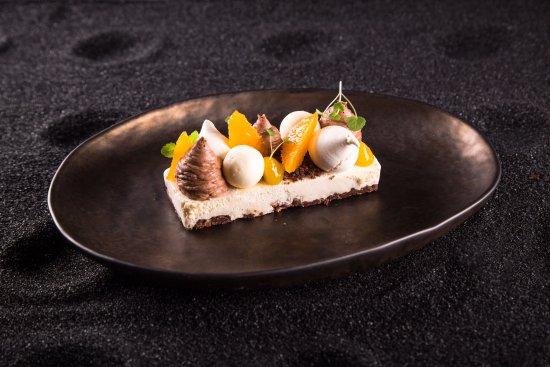 Westkapelle, The Netherlands: Dessert met tonkaboon