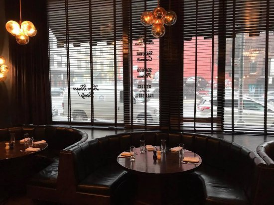 The Roxy Lounge Bar Dining Picture Of The Roxy Hotel Tribeca New