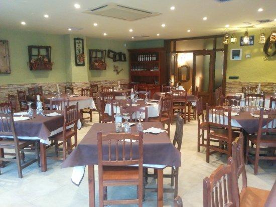 Guadarrama, Spain: Restaurante Valladolid