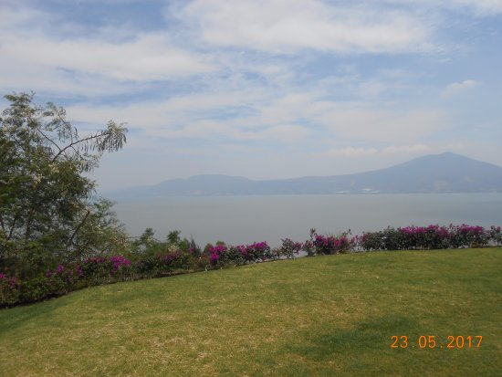 San Juan Cosala, Mexico: Vista del restaurante