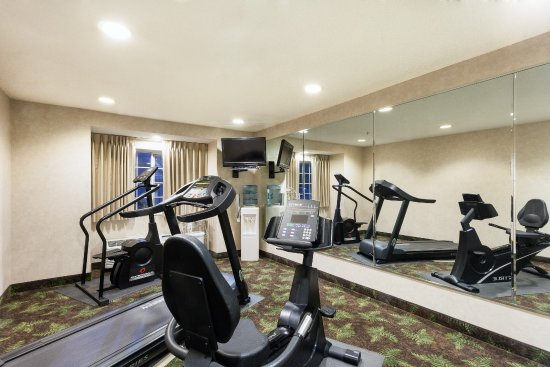 Microtel Inn & Suites by Wyndham Decatur: Fitness Room