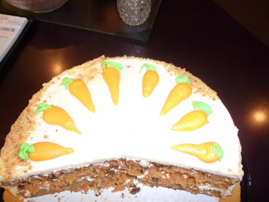 New Castle, IN: Carrot Cake- 3 Layer