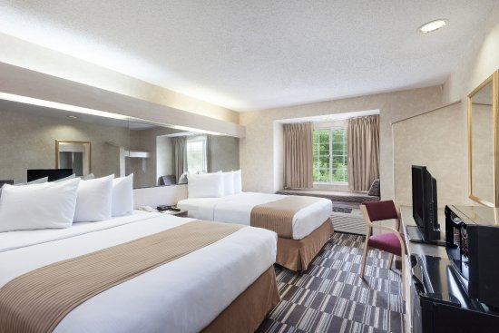 Microtel Inn & Suites by Wyndham Decatur: Double Queen
