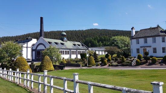 Grantown-on-Spey, UK: Tormore Distillery