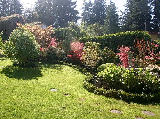 Sechelt, Kanada: The secret garden....