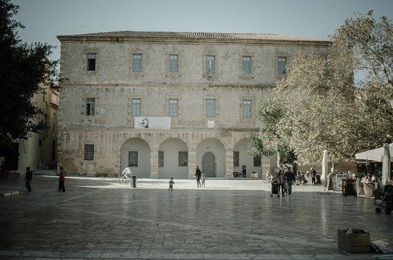 Attica, Grekland: First capital of Greece, Nafplio !