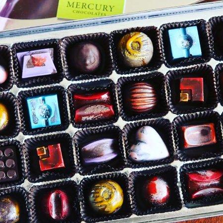 Порт-Хоуп, Канада: Artisan Chocolates - Espresso & Fudge - Gelato Port Hope