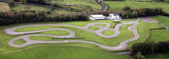 Scotstown, Irland: Overview of our Track and Facilities