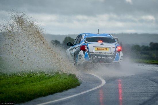 Scotstown, Ireland: Subaru Fun!