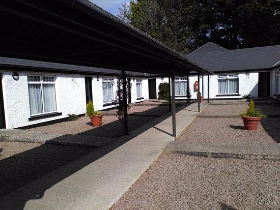 Aghadowey, UK: view of rooms