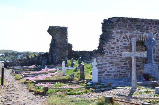 Ballinskelligs, Irland: cementerio