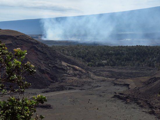 Kilauea Iki Trail: 1959 lava flow