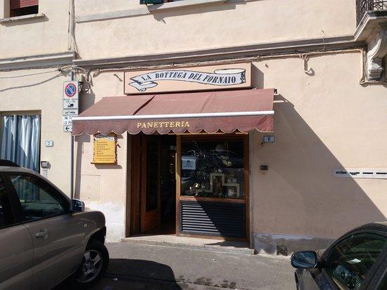 Castelfiorentino, Italy: foto dell'esterno del locale