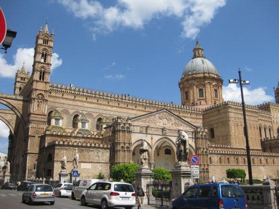 Cattedrale di Palermo : Otra panoramica