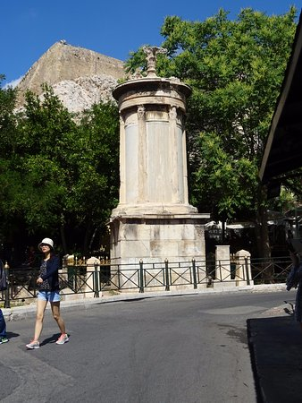 Monument of Lysikrates: Lysicrates Monument