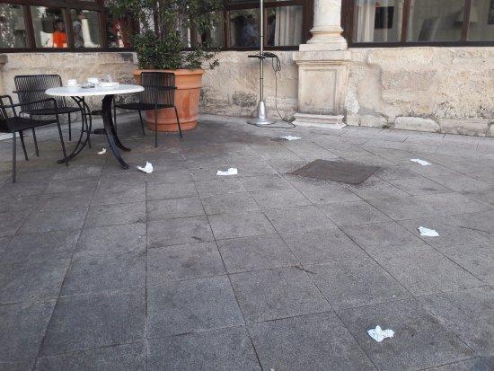 Parador de Cuenca: Patio Interior