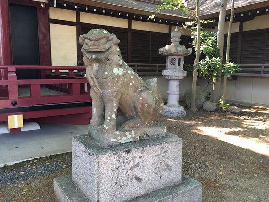 Amagasaki, اليابان: 富松神社