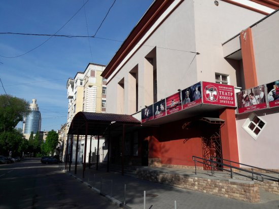 Voronezh State Theatre For Young Spectators