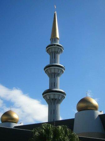 Sabah State Mosque (Masjid Negeri Sabah): photo2.jpg