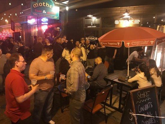 Easton, Pensilvania: Stoke Coal Fire Pizza and Bar