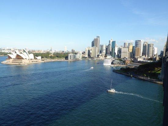 Vue du port picture of sydney harbour sydney tripadvisor for Porte vue 300 vues