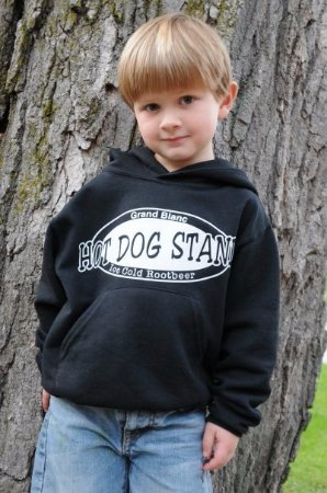 Grand Blanc, MI: Hot Dog Stand!