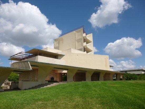 ‪Frank Lloyd Wright at Florida Southern College‬