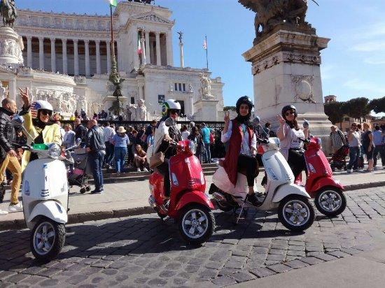 Rome Vespa Tour Viator