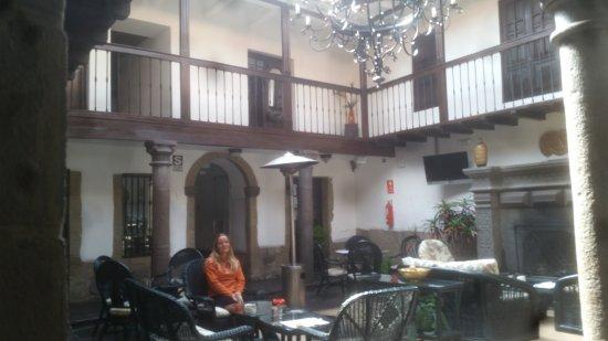 Tierra Viva Cusco Plaza: Desayuno