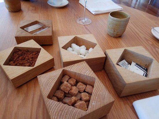 Poio, Spain: Tipos de azúcar