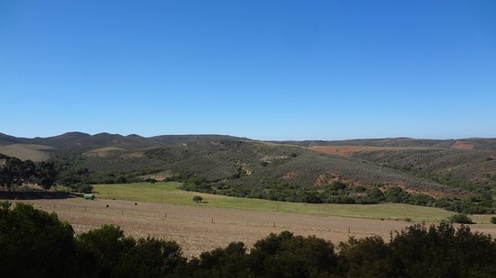 Ceres, South Africa: From Heidelberg to Riversdal