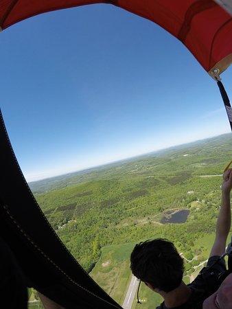 Bennington, VT: The view from above