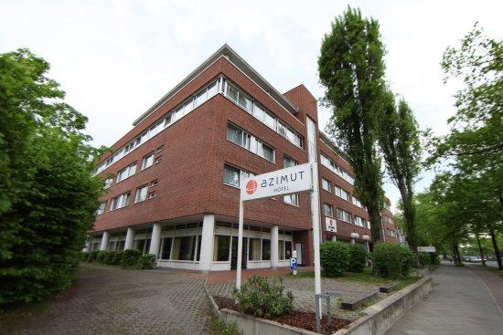 AZIMUT Hotel Berlin City South Foto