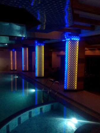 Hotel Blue Nile: Indoor Swimming Pool