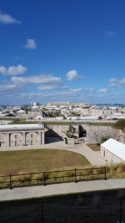 Sandys Parish, Bermuda: View from the Maritime Museum